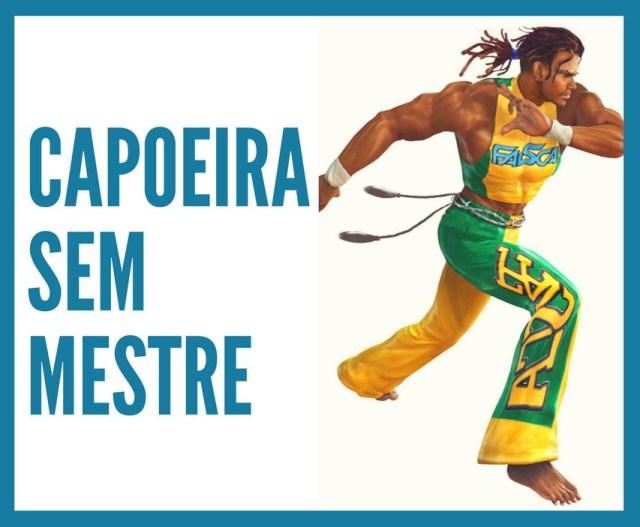 CAPOEIRA SEM MESTRE Curiosidades Portal Capoeira 1