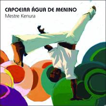 Mestre Kenura: Lançamento do Cd Capoeira Água de Menino