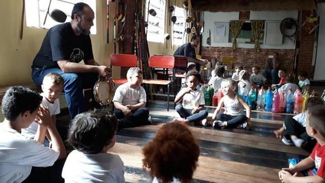 Projeto Angola Para Todos oferece 100 vagas de capoeira em Taubaté Capoeira Portal Capoeira