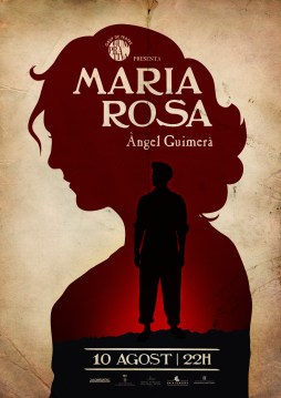 "Theatrical Poster ""Maria Rosa"""
