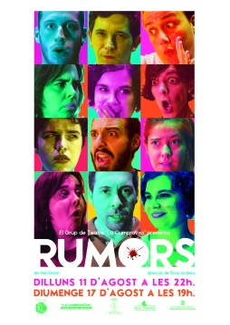 "Theatrical Poster ""Rumors"""