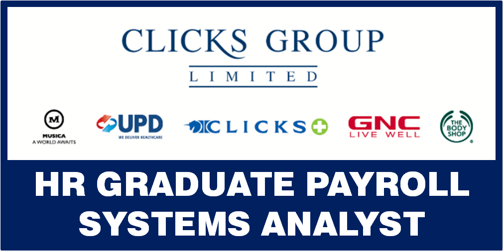 HR GRADUATE PAYROLL SYSTEMS ANALYST
