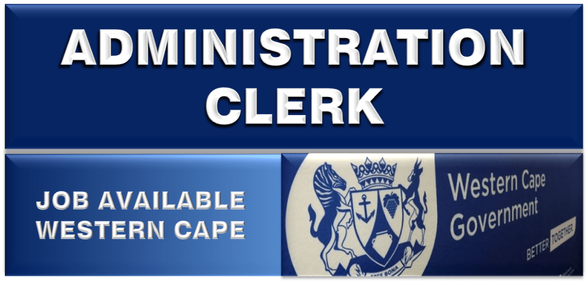 ADMINISTRATION CLERK: INFORMATION MANAGEMENT