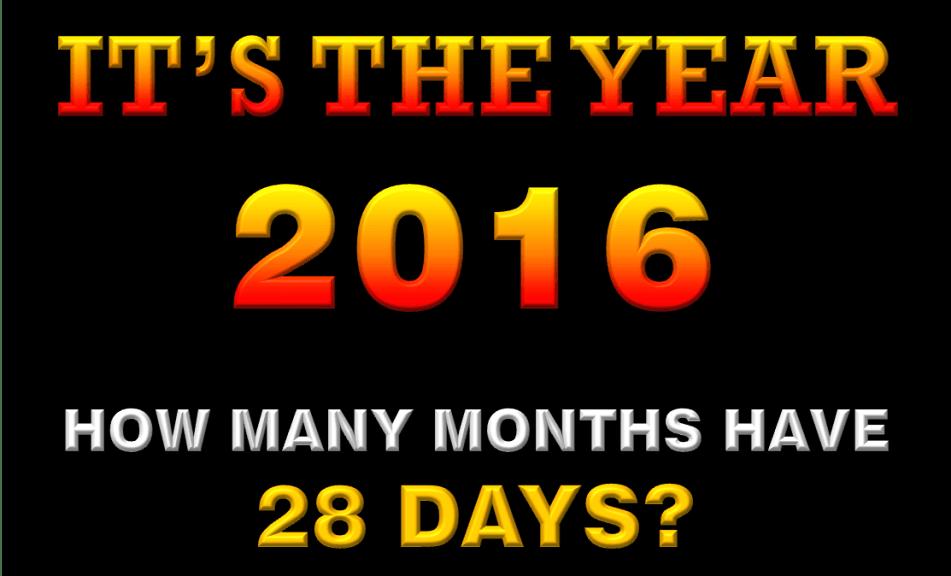 15 JAN 2016