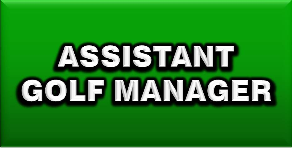 assistant golf manager