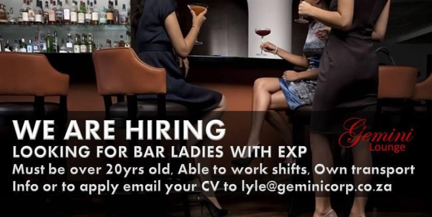 bar ladies