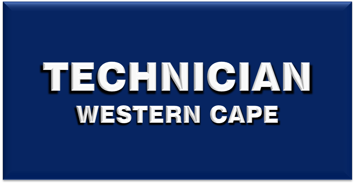 TECHNICIAN WESTERN CAPE