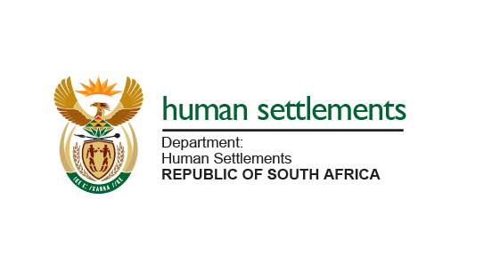 Department-Of-Human-Settlements
