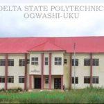 Delta State Polytechnic Ogwashi-Uku ND and HND Admission for 2018 / 2019 Academic Session