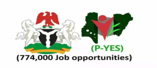 PYES Recruitment Ongoing – 774,000 Vacancies For Youths