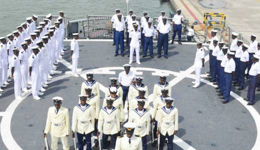 Nigerian Navy Shortlisted Names 2019 For NN Aptitude Test