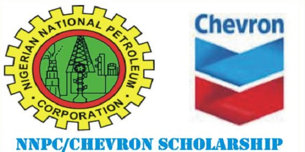 Chevron-Nnpc Joint Venture Scholarship for 200 Level Students