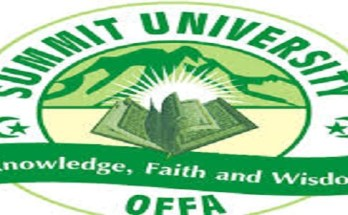 Summit university offa