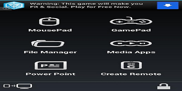Turn Android Mobile Phones to Remote Controllers & Gamepads for PC