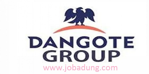 Dangote Graduate Trainee Recruitment 2020 Job Form Portal