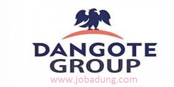 Dangote Graduate Trainee Recruitment 2020 Job Form Portal
