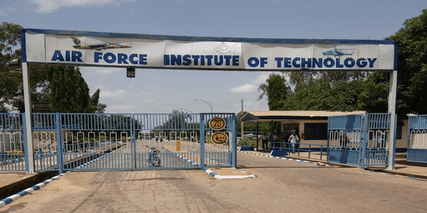 Air Force Institute Of Technology Kaduna Degree And Diploma Course List