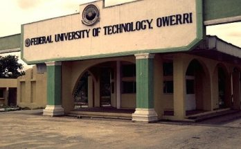 FUTO CUT OFF MARK