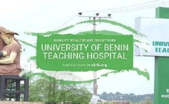 UBTH School Of Health Information