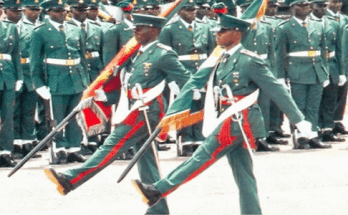nigerian army direct short service