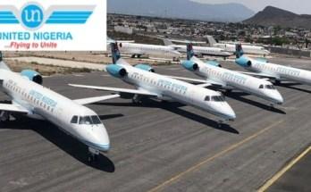 united nigeria airline recruitment