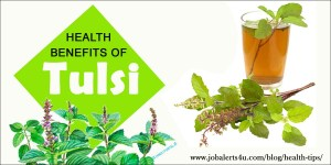 10 benefits of tulsi