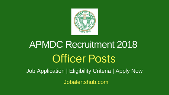 APMDC 2018 Trust Managing Officer & Project Officer Posts – 02 Vacancies | MBA/ Advance Degree | Apply Now