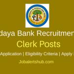 Abhyudaya Bank 2018 Clerk Posts – 100 Vacancies | Any Degree | Apply Now