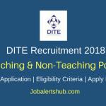 Delhi Institute of Tool Engineering 2018 Teaching & Non-Teaching Posts – 40 Vacancies |12th, Graduation, PG, Ph.d | Apply Now