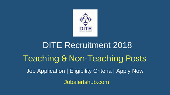 Delhi Institute of Tool Engineering 2018 Teaching & Non-Teaching Posts – 40 Vacancies |12th, Graduation, PG, Ph.d | Apply Now