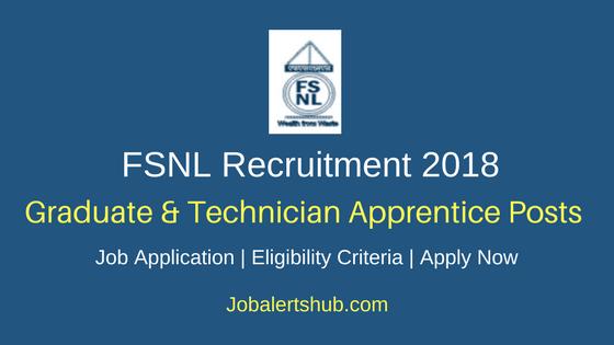 Ferro Scrap Nigam Limited 2018 Graduate & Technician Apprentice Posts – 06 Vacancies   Diploma, B.Tech   Apply Now