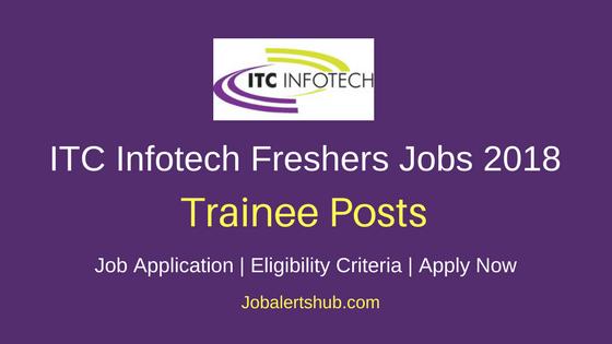 ITC Infotech Bangalore 2018 Excel Expert Fresher Jobs | Graduation | Apply Now