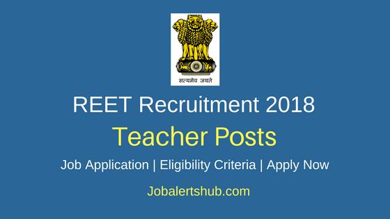 Rajasthan 3rd Grade Teacher 2018 Posts – 571 Vacancies   12th class, Graduation   Apply Now