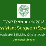 Telangana Vaidya Vidhana Parishad 2018 Civil Assistant Surgeon – 1133 Vacancies | MBBS + PG Degree/ Diploma | Apply Now