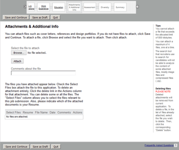 Screenshot-of-the-Nordstrom-application-process-6 Job Application Form Nordstrom on free generic, part time, blank generic,
