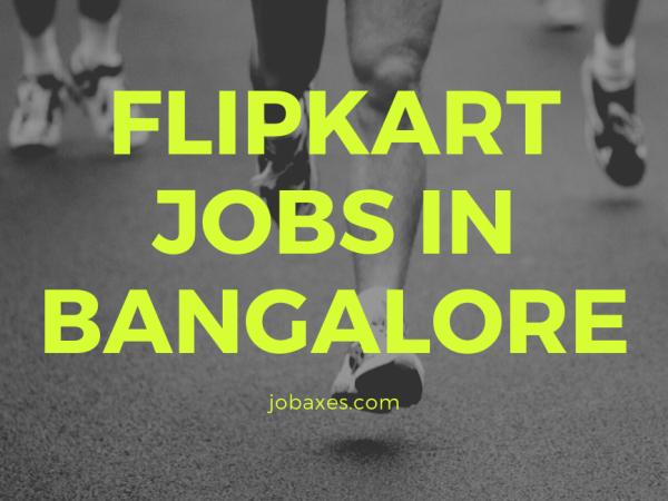 flipkart jobs in bangalore