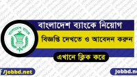Bangladesh Bank Job Circular 2019 | erecruitment bb org bd