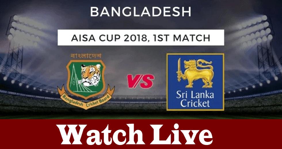 Bangladesh vs Sri Lanka Live streaming Live Score   Asia Cup Live streaming