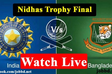Bangladesh Vs India T20 Live Stream | Nidahas Trophy Live Streaming 2018