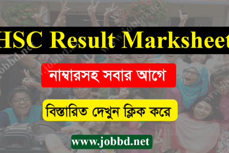 HSC Result Marksheet 2021 All Education Board HSC Marksheet 2021