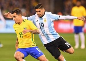 Brazil vs Argentina Live Streaming
