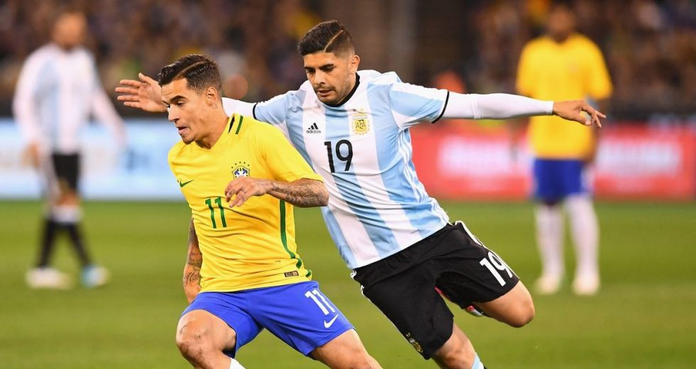 Brazil vs Argentina Live Streaming