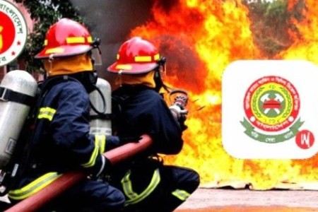 Fire ServiceJob Circular 2020-fireservice.gov.bd