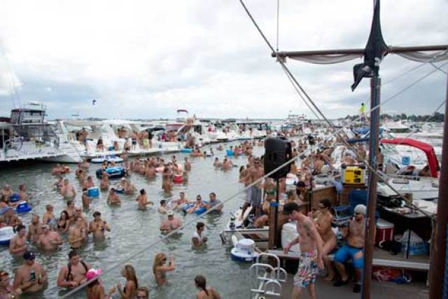 Raft-Off 2013