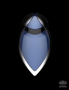 Bugatti Veyron Speedboat