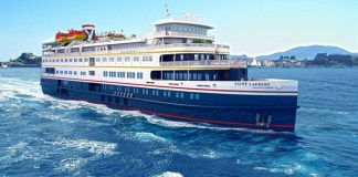 St Laurent Cruise Ship