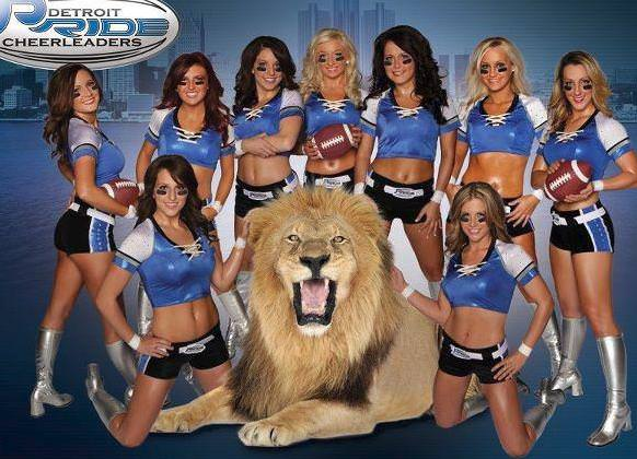 Detroit Lions Cheerleader Auditions March 24 25 2019