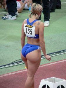 AlenkaBikarSlovenianOlympianBestAss