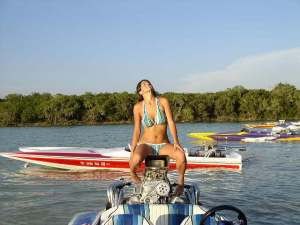 Hot Boating Chick of the Day