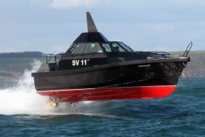 Barracuda patrol boat